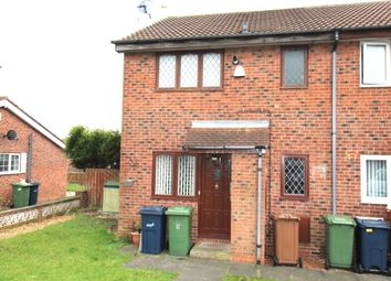 Thumbnail 1 bed semi-detached house to rent in Cormorant Close, Washington