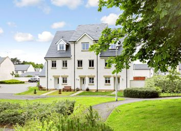Thumbnail 4 bed town house for sale in 8 St Davids Gardens, Eskbank, Midlothian