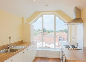 Thumbnail 2 bed flat for sale in Queens Road, Fakenham