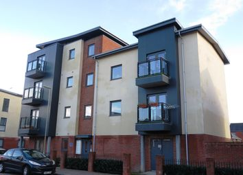 Thumbnail 2 bed flat for sale in Tiller Road, Waterlooville