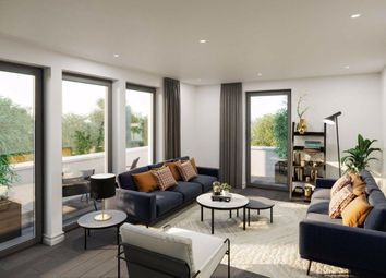 Thumbnail 2 bed flat for sale in Littleworth Road, Esher, Surrey