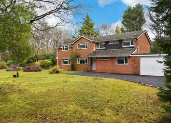 Thumbnail 4 bed detached house for sale in Sway Road, Brockenhurst