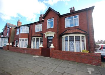 Thumbnail 4 bed end terrace house for sale in Highfield Road, Blackpool, Lancashire
