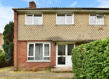 Thumbnail 4 bed end terrace house to rent in Baigent Close, Winchester