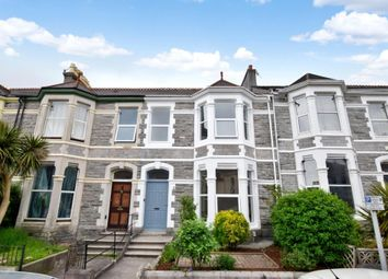 Thumbnail 4 bed terraced house for sale in Carlton Terrace, Lipson, Plymouth, Devon
