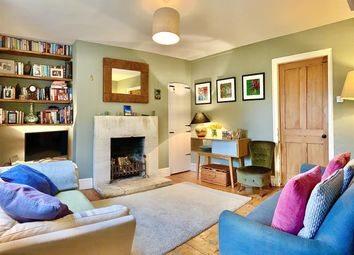 Thumbnail 2 bed terraced house for sale in Woodmancote, Cirencester