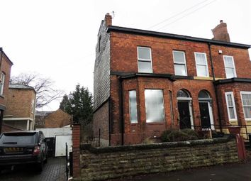 Thumbnail 4 bed semi-detached house for sale in Kenwood Road, Stretford, Manchester