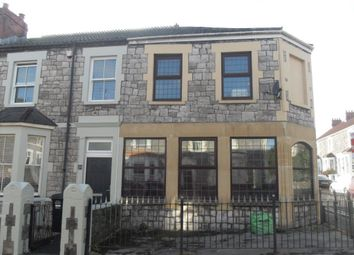 Thumbnail 3 bed terraced house to rent in Coronation Road, Worle, Weston-Super-Mare