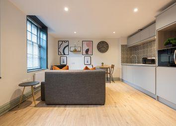 Thumbnail Studio to rent in Flat 1, 76 Mount Pleasant, Liverpool