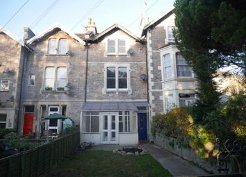 Thumbnail 4 bed terraced house to rent in Shrubbery Terrace, Weston-Super-Mare