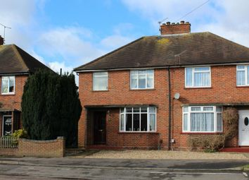Thumbnail 3 bed semi-detached house for sale in Friend Avenue, Aldershot