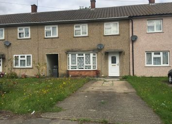 Thumbnail 2 bed terraced house to rent in Leagrave High Street, Luton, Beds