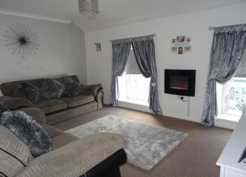Thumbnail 3 bed flat for sale in Ogwy Street, Nantymoel, Bridgend