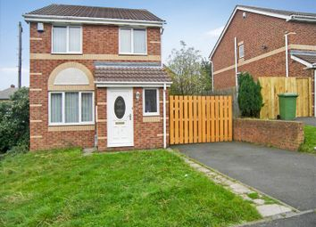 Thumbnail 3 bed detached house for sale in Kirklea Road, Houghton Le Spring