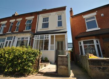 Thumbnail 3 bed end terrace house for sale in Melton Road, Kings Heath, Birmingham