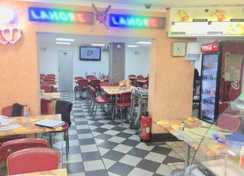 Thumbnail Restaurant/cafe for sale in Green Street, Newham