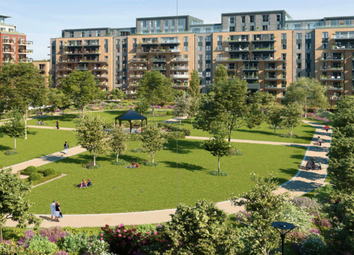 Thumbnail 1 bed flat for sale in Beaufort Park, 16-18 Aerodrome Rd, London
