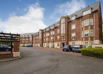 Thumbnail 2 bed flat to rent in Regency Court, Jesmond Road, Jesmond, Newcastle Upon Tyne