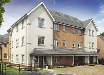 Thumbnail 1 bed flat for sale in Smannell Road, Saxon Heights, Andover