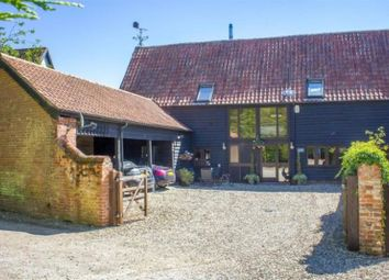 Thumbnail 4 bed barn conversion for sale in Forest Road, Stowmarket, Suffolk