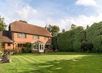 Thumbnail 5 bedroom detached house for sale in Cobbetts Hill, Weybridge, Surrey