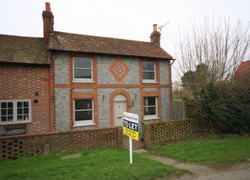 Thumbnail 3 bed cottage to rent in Golden Cross, Hailsham