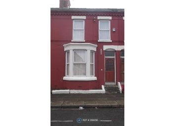 Thumbnail 3 bed terraced house to rent in Taplow Street, Liverpool