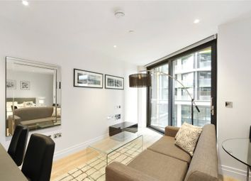 Thumbnail Studio to rent in Riverlight Quay, London