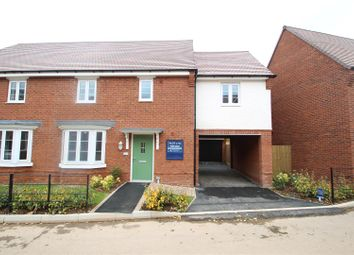 Thumbnail 4 bed semi-detached house for sale in The Village, Wedgwood Drive, Barlaston