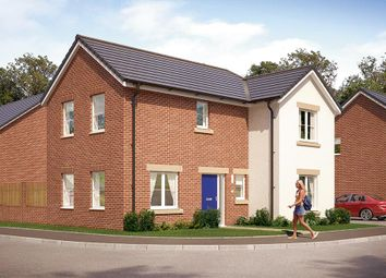 "Thumbnail 3 bedroom property for sale in ""The Livingston"" at High Gill Road, Nunthorpe, Middlesbrough"