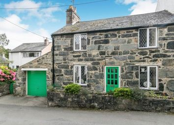 Thumbnail 2 bed semi-detached house for sale in Rowen, Conwy, North Wales