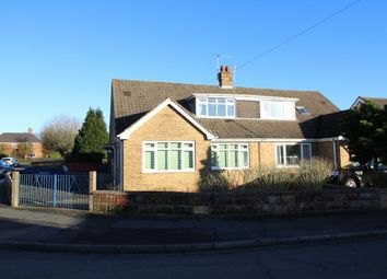Thumbnail 3 bed bungalow for sale in Bernard Grove, Meir Heath, Stoke-On-Trent