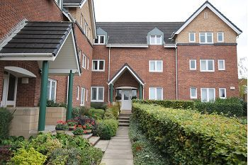 Thumbnail 2 bedroom flat to rent in Middlewood Drive East, Wadsley Park Village, Sheffield