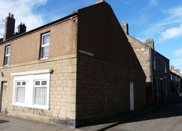 Thumbnail 1 bedroom flat for sale in Commercial Road, Spittal, Berwick-Upon-Tweed, Northumberland