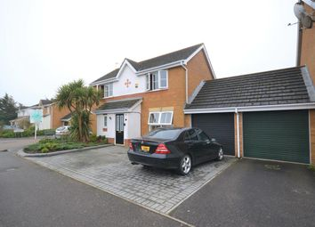 Thumbnail 3 bed detached house to rent in Knightswood Road, Rainham