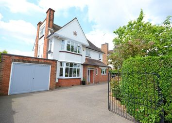 Thumbnail 5 bed detached house for sale in Park Avenue South, Abington, Northampton