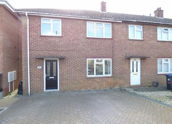 Thumbnail 3 bed end terrace house for sale in Queens Road, Daventry