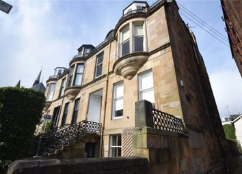 Thumbnail Flat for sale in Grosvenor Crescent, Dowanhill, Glasgow