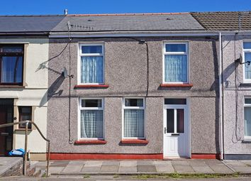 Thumbnail 1 bed terraced house for sale in High Street, Bedlinog, Treharris