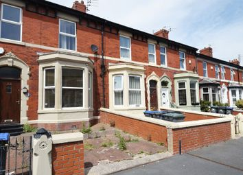 Thumbnail 4 bedroom terraced house for sale in Chesterfield Road, Blackpool