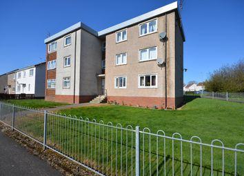 Thumbnail 1 bed flat for sale in Caprington Gardens, Kilmarnock