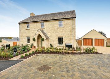 Thumbnail 4 bed detached house for sale in Boscombe Lane, Horsley, Stroud