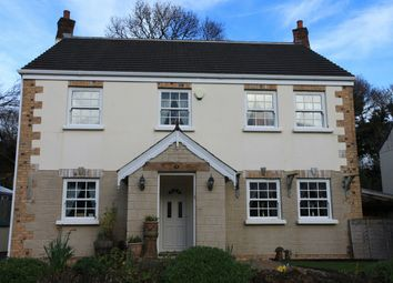 Thumbnail 6 bed detached house for sale in 9 The Meadow, Polgooth, St. Austell, Cornwall