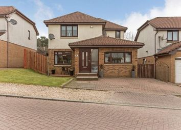 Thumbnail 4 bedroom detached house for sale in North Berwick Gardens, Carrickstone, Cumbernauld, North Lanarkshire