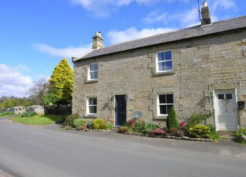 Thumbnail 3 bed semi-detached house for sale in Harbottle, Morpeth