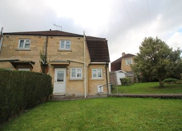Thumbnail 2 bed semi-detached house to rent in East Way, Bath
