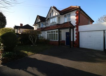 Thumbnail 3 bed semi-detached house for sale in Queenhill, South Croydon