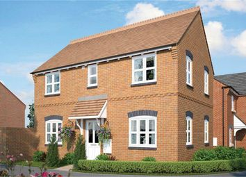 Thumbnail 3 bed detached house for sale in Baker Crescent, Wingerworth, Chesterfield, Derbyshire