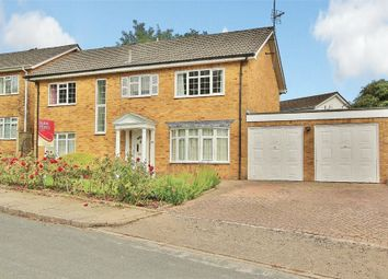 Thumbnail 5 bed detached house for sale in Heol St Denys, Lisvane, Cardiff