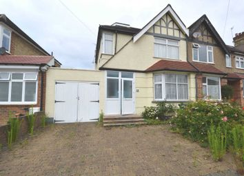 Thumbnail 3 bed end terrace house for sale in Brunswick Grove, London